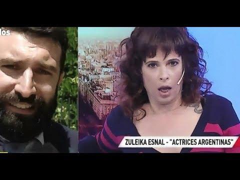 Abogado Argentino intenta razonar con militantes feministas