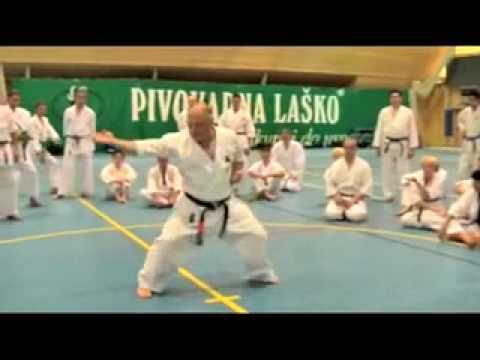 Karate Makotokai, Bohinj seminar 2010 - 1th part