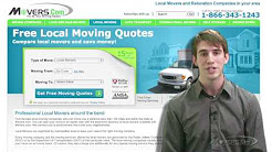 Local Movers - Free Moving Quotes - Movers.com