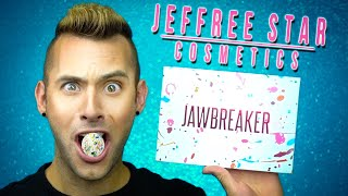 NO BS Jeffree Star JAWBREAKER Palette Review + GIVEAWAY
