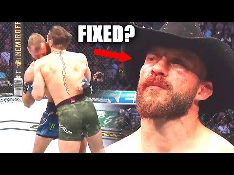 Great video from TheWeasle about the whole narrative of UFC 246 being fixed