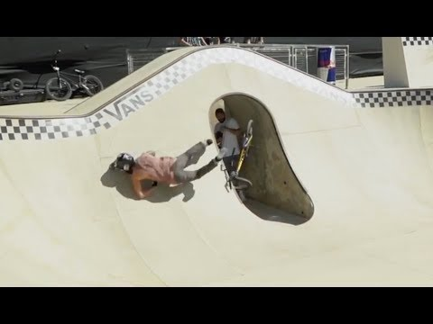 SEMI-FINALS HIGHLIGHTS - VANS BMX PRO CUP MALAGA
