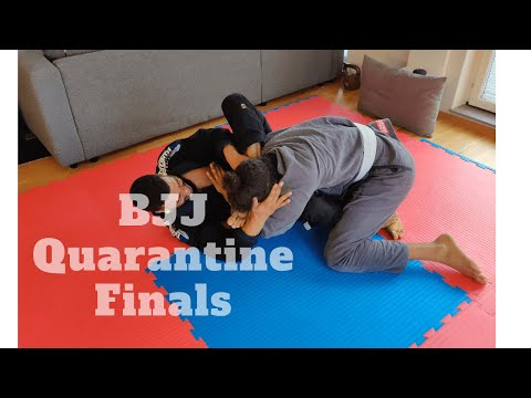 BJJ - Quarantine Finals!