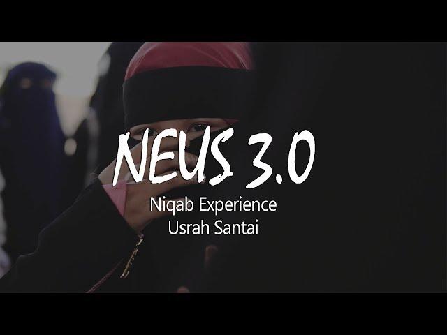 Niqab Experience Usrah Santai 3.0