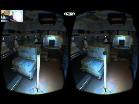 Alien Isolation #4 Let the Oculus Jump Scares Begin!!