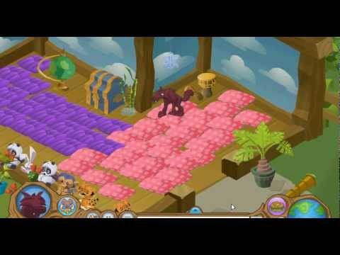 How To Get A Secret Color On Animal Jam