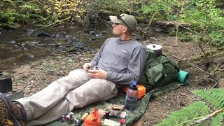 Exploring Washington - hiking and fishing