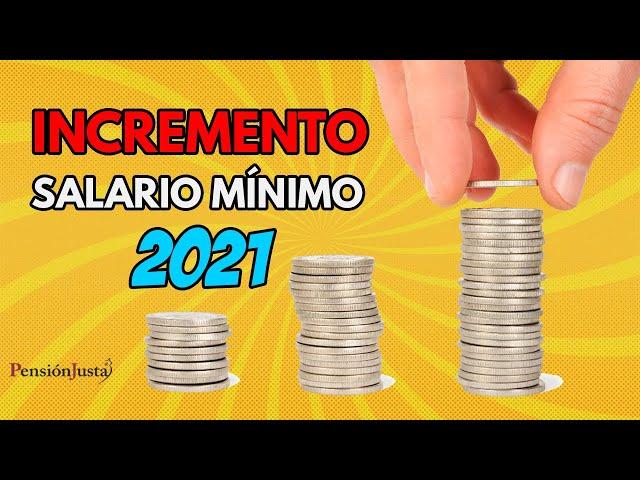 Incremento Salario Mínimo 2021/¿Cómo afecta a mi pensión ISSSTE?