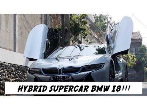 Nyobain BMW i8 / BMW Paling Mahal- Indonesia #carvlog 146