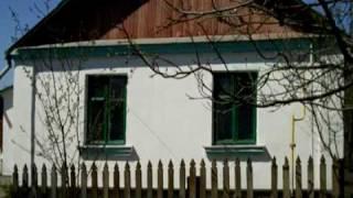 Ukraińska wieś i dom mojego dziadka