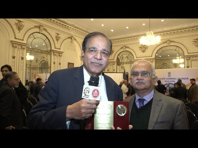 Consulate General Of India Honors Indian American On Pravasi Bharatiya Divas 2020 - New York City