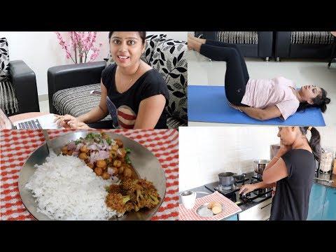 VLOG: My Workout Routine 2017    Indian Vlogger Soumali