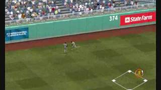 MLB 2k9 Gameplay PC Demo playing 3 innings as Phillies