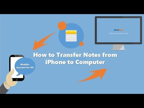 transfer notes from iphone how to transfer notes from iphone to computer 7070