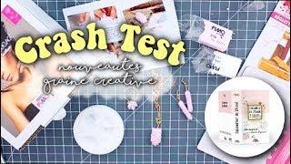 • [CRASH TEST] Unboxing nouveautés Graine Créative + CONCOURS •