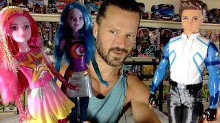 кукла Barbie Star Light Adventure Galaxy Friend DLT41 обзор