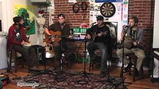 "GIANT PANDA GUERILLA DUB SQUAD ""Missing You More"" - acoustic @ the MoBoogie Loft"