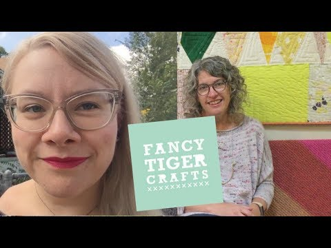 Kristy Glass Knits: Roving Reporter: Fancy Tiger Crafts