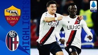 Roma 2-3 Bologna | Barrow Scores the Winner in 5-Goal Thriller! | Serie A TIM