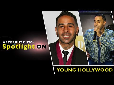 with Young Hollywood  AfterBuzz TV's Spotlight On