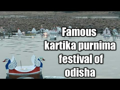 DIY thermocol boat I famous kartik purnima festival of odisha 2018