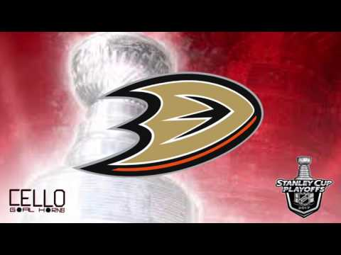 Anaheim Ducks 2017 Stanley Cup Playoffs Goal Horn- Cello Remix