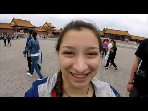 Peddie China Trip -- 2017