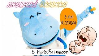 Hip-HopPOTAMUS - ANGLICKÉ SLOVÍČKA 3