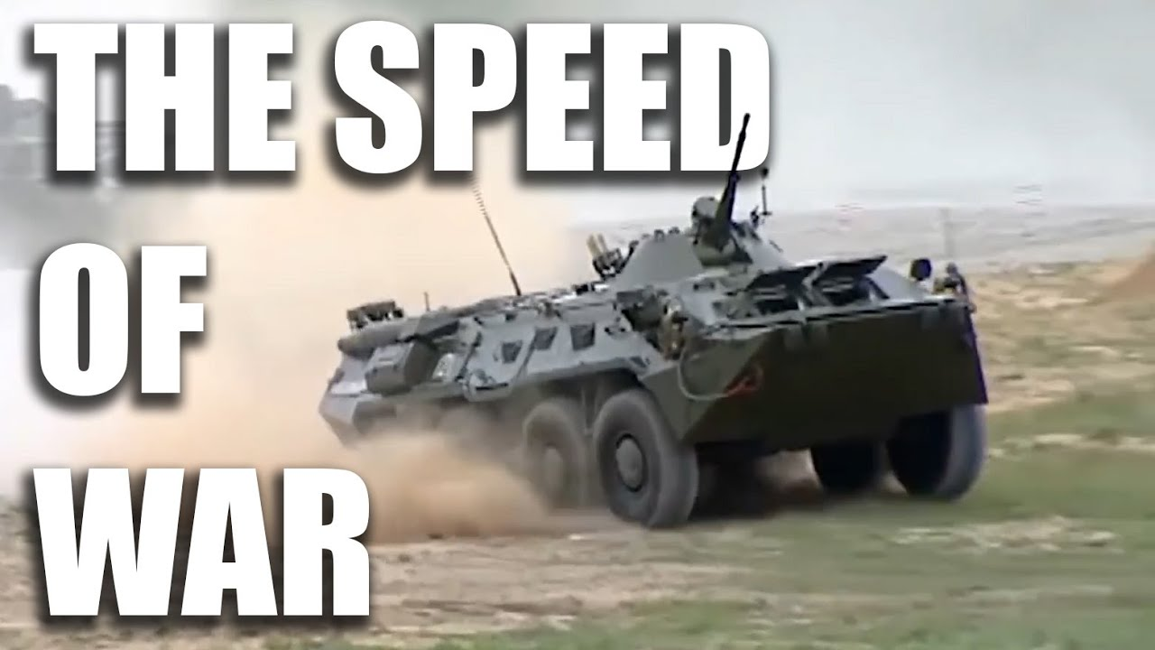 The Speed of War