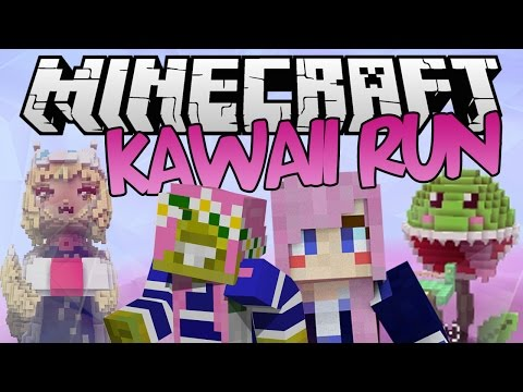 Saving Cat Land! | Kawaii Run Adventure Map!