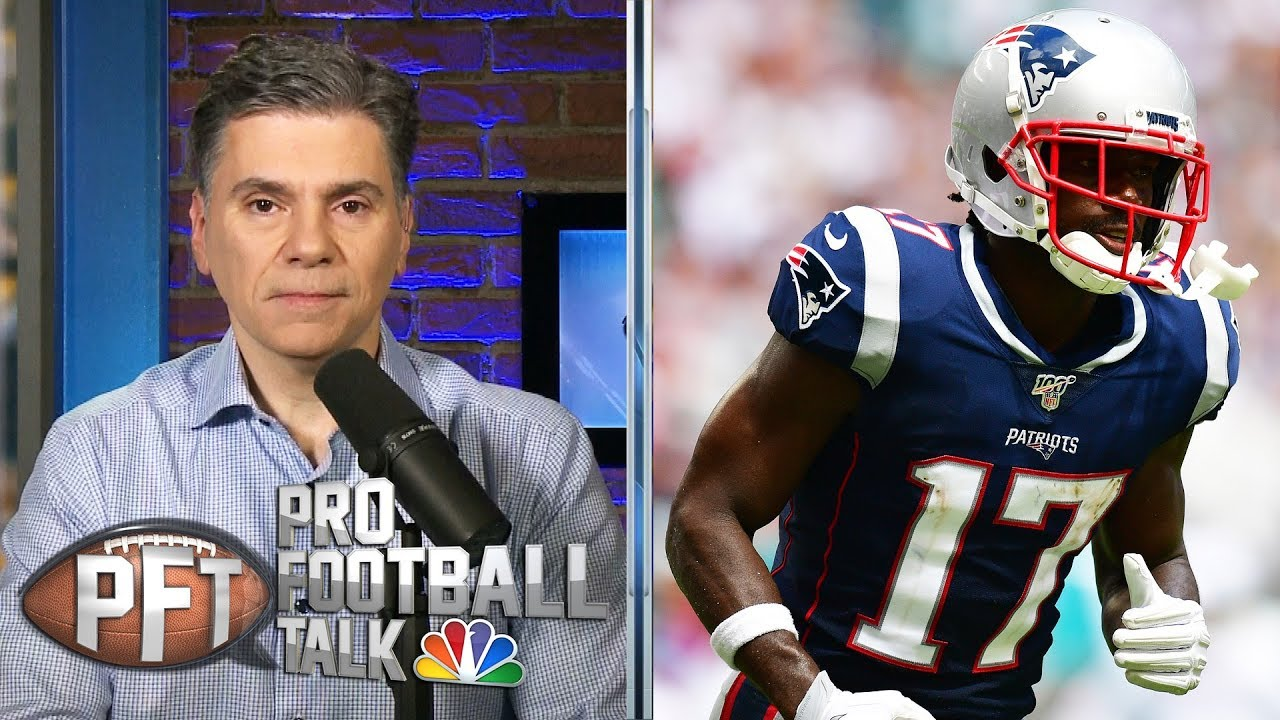Antonio Brown faces second conduct accusation | Pro Football Talk | NBC Sports