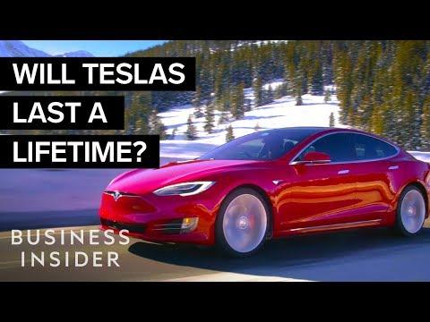 Why A Million-Mile Battery Means Teslas Could Last A Lifetime