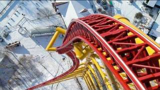 One of Charles and Allie - CTFxC's most viewed videos: Cedar Point Top Thrill Dragster Point Of View