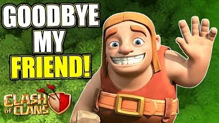 FAMOUS YOUTUBERS WHO QUIT CLASH OF CLANS FOREVE...