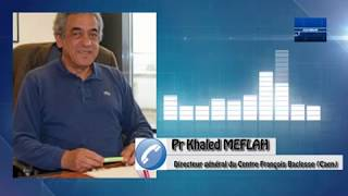Interview du Professeur Khaled Meflah à l'occasion de Mars Bleu