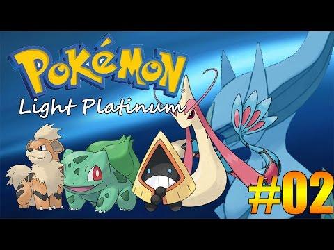 Pokemon Light Platinum Part 2: Central City