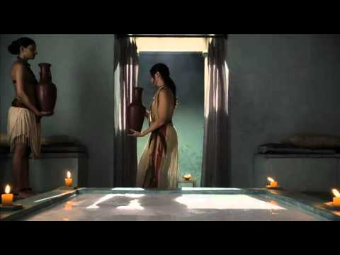 Spartacus Ep9 #2 - scena Bagno Lucrezia from YouTube · Duration:  1 minutes 48 seconds