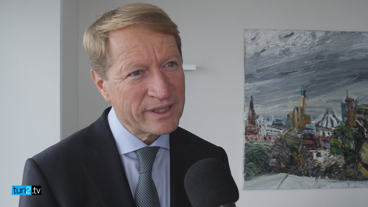 ARD-Vorsitzender Ulrich Wilhelm will nicht nur in der Nische senden