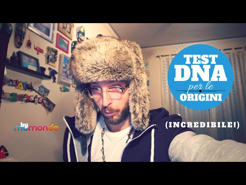 Test DNA per le origini (NON CI CREDO!) ft. Momondo