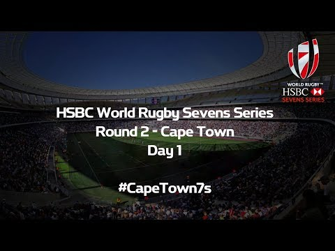 We're LIVE for day one of the HSBC World Rugby Sevens Series in Cape Town #CapeTown7s
