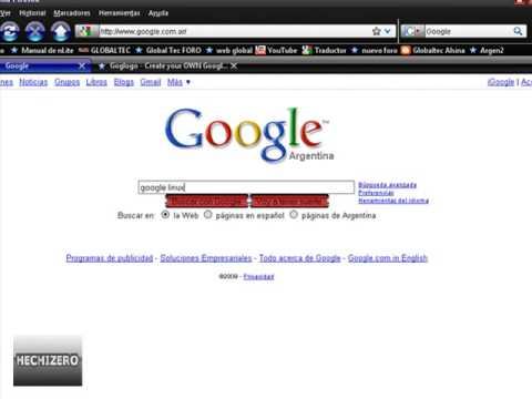 Google trucos ocultos youtube