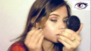MW Макияж Форма глаз Как рисовать СТРЕЛКИ   Perfect eyeliner