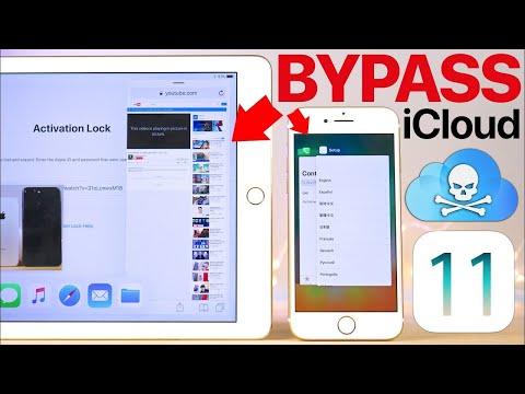 Отвязка аккаунта ICloud если забыл пароль ICloud Bypass
