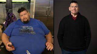 Justin's mind blowing 400 lb transformation is proof YOU can do anything you set your mind to.