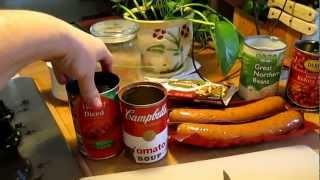 Jiffy Veggie Soup That Eats Like A Complete Meal.