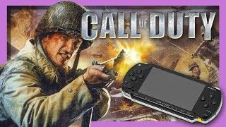 A Look at Call of Duty: Roads to Victory for the PSP  - Port Patrol