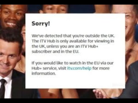 How Anyone Can Watch ITV Hub Abroad