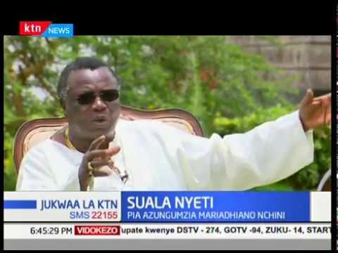 Jukwaa la KTN: Francis Atwoli azungumzia suala la Siasa nchini Kenya.