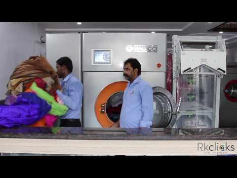 Bend Box (Dry Cleaning Service) documentary