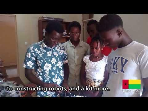 FIRST Global- Team Guinea-Bissau 2018